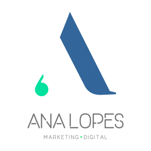 Logótipo | Ana Lopes - Consultoria de Marketing e Digital